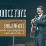 Bruce Frye