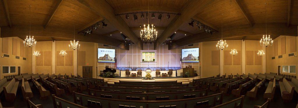 VBC auditorium small