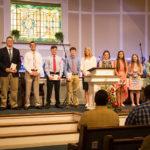 Graduate Sunday 2016-7