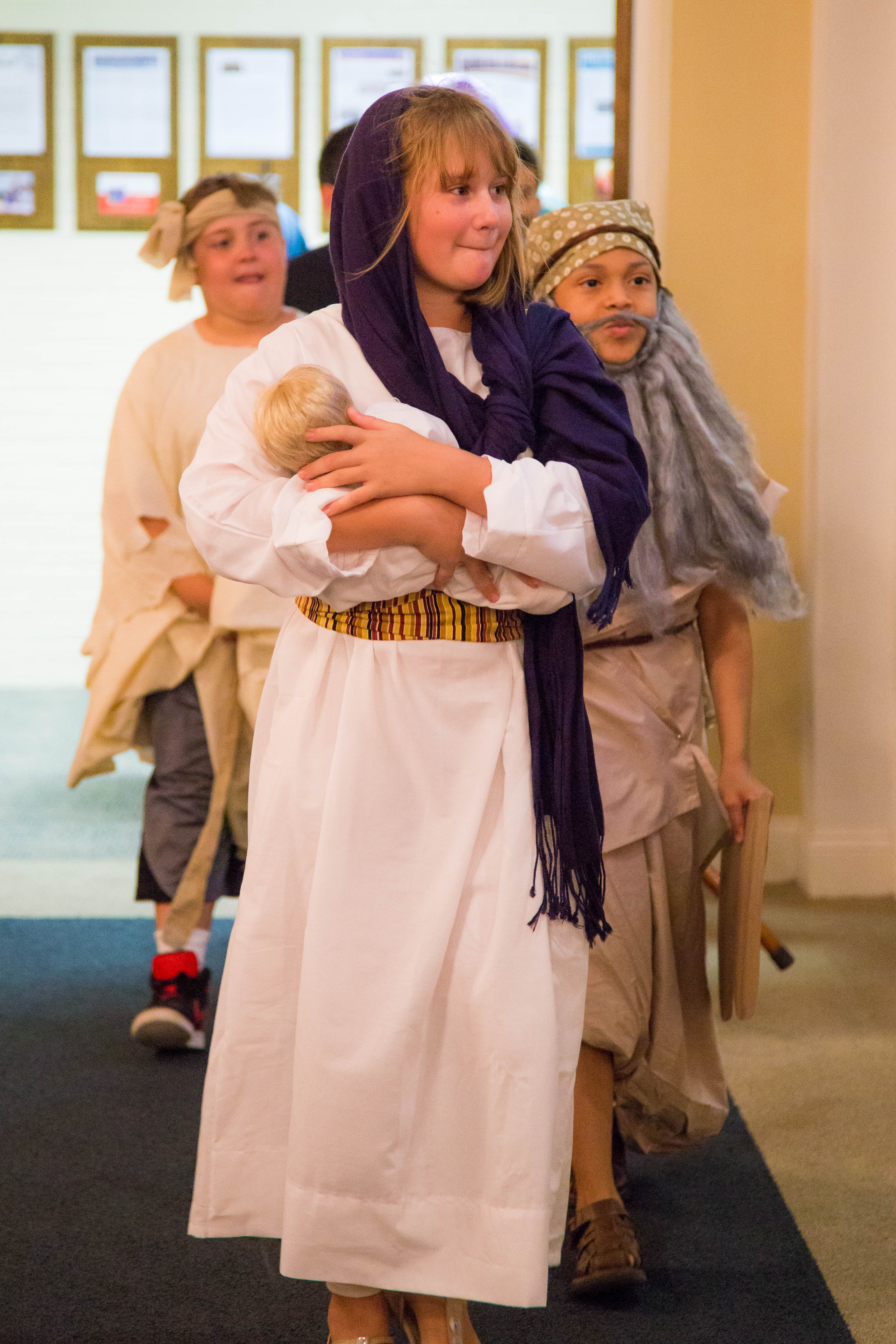 Master Club Bible Characters - Victory Baptist Church of Roanoke