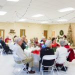 Saints Alive Christmas Party 2016-Pano